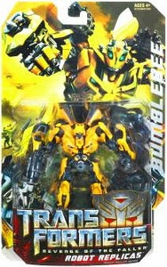 Transformers 2: Revenge of the Fallen Robot Replicas Super-Articulated Action Figure Bumblebee