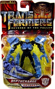 Transformers 2: Revenge of the Fallen Scout Action Figure Depthcharge