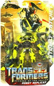 Transformers 2: Revenge of the Fallen Robot Replicas Super-Articulated Action Figure Autobot Ratchet