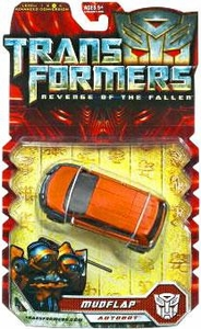 Transformers 2: Revenge of the Fallen Deluxe Action Figure Mudflap