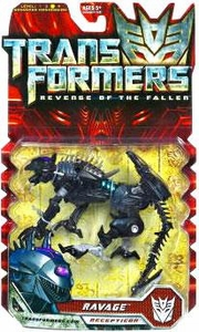 Transformers 2: Revenge of the Fallen Deluxe Action Figure Ravage