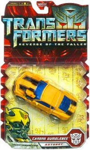 Transformers 2: Revenge of the Fallen Deluxe Action Figure Cannon Bumblebee