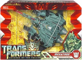 Transformers 2: Revenge of the Fallen Voyager Action Figure Megatron
