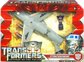 Transformers 2: Revenge of the Fallen Voyager Action Figure Stratosphere [Cargo Plane]