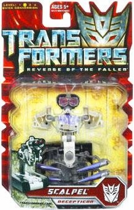Transformers 2: Revenge of the Fallen Scout Action Figure Scalpel