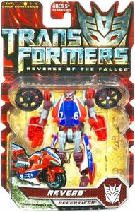 Transformers 2: Revenge of the Fallen Scout Action Figure Reverb