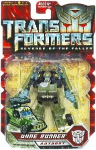 Transformers 2: Revenge of the Fallen Scout Action Figure Dune Runner