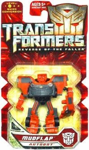 Transformers 2: Revenge of the Fallen Legends Mini Action Figure Mudflap