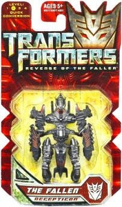 Transformers 2: Revenge of the Fallen Legends Mini Action Figure The Fallen
