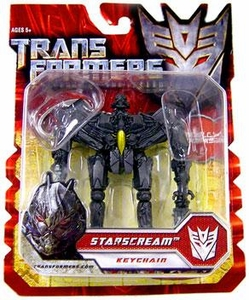 Transformers 2: Revenge of the Fallen Keychain Starscream