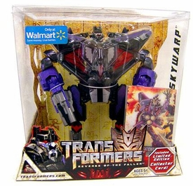 Transformers 2: Revenge of the Fallen Exclusive Voyager Action Figure Skywarp
