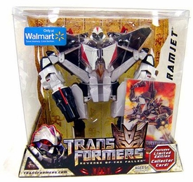 Transformers 2: Revenge of the Fallen Exclusive Voyager Action Figure Ramjet