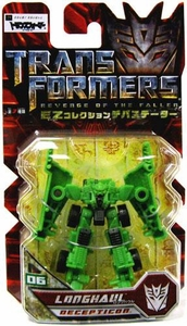 Transformers 2: Revenge of the Fallen EZ Collection D-6 Long Haul