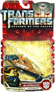 Transformers 2: Revenge of the Fallen Deluxe Action Figure Blazemaster