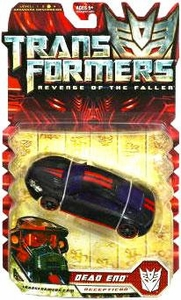 Transformers 2: Revenge of the Fallen Deluxe Action Figure Dead End [European Sports Car]