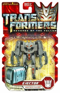 Transformers 2: Revenge of the Fallen Scout Action Figure Ejector