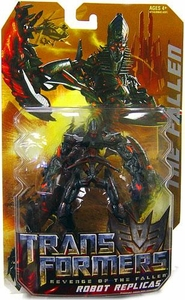 Transformers 2: Revenge of the Fallen Robot Replicas Super-Articulated Action Figure The Fallen