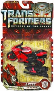 Transformers 2: Revenge of the Fallen Deluxe Action Figure Arcee