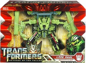 Transformers 2: Revenge of the Fallen Voyager Action Figure Long Haul [Dump Truck]