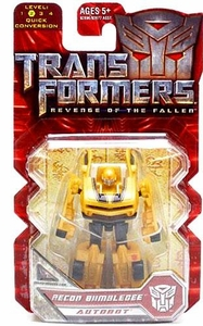 Transformers 2: Revenge of the Fallen Legends Mini Action Figure Recon Bumblebee