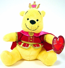 Disney Exclusive 5 Inch Mini Plush Pooh [Valentine Plush]