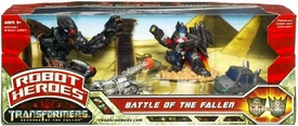 Transformers 2: Revenge of the Fallen Movie Robot Heroes Battle Of The Fallen