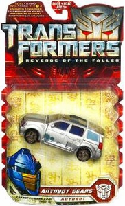 Transformers 2: Revenge of the Fallen Deluxe Action Figure Autobot Gears
