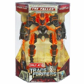 Transformers 2: Revenge of the Fallen Exclusive Voyager Action Figure The Fallen