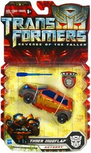 Transformers 2: Revenge of the Fallen Deluxe Action Figure Tuner Mudflap