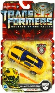 Transformers 2: Revenge of the Fallen Deluxe Action Figure Alliance Bumblebee
