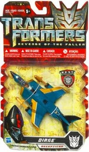 Transformers 2: Revenge of the Fallen Deluxe Action Figure Dirge