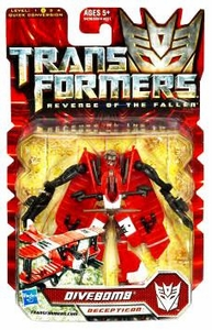 Transformers 2: Revenge of the Fallen Scout Action Figure Divebomb