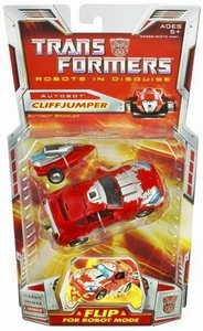 Transformers Hasbro Classics Deluxe Action Figure Cliffjumper