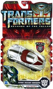 Transformers 2: Revenge of the Fallen Deluxe Action Figure Strike Mission Sideswipe
