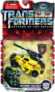 Transformers 2: Revenge of the Fallen Deluxe Action Figure Ratchet