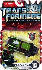 Transformers 2: Revenge of the Fallen Deluxe Action Figure Lockdown