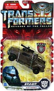 Transformers 2: Revenge of the Fallen Deluxe Action Figure Brawn