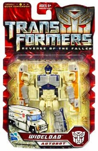 Transformers 2: Revenge of the Fallen Scout Action Figure Wideload