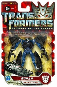 Transformers 2: Revenge of the Fallen Scout Action Figure Sonar