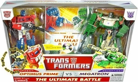 Transformers Hasbro Classics Deluxe Action Figure 2-Pack Ultimate Battle [Optimus Prime Vs. Megatron]