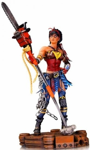 DC Collectibles Infinite Crisis Statue Atomic Wonder Woman