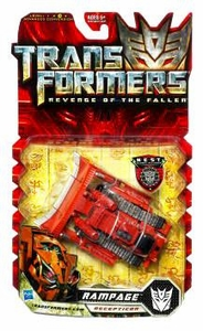 Transformers 2: Revenge of the Fallen Deluxe Action Figure Rampage [Red]
