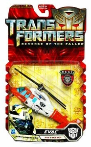 Transformers 2: Revenge of the Fallen Deluxe Action Figure Evac