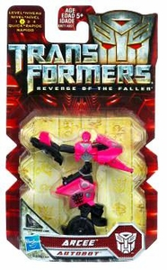 Transformers 2: Revenge of the Fallen Movie Hasbro Legends 2010 Series 1 Mini Action Figure Arcee