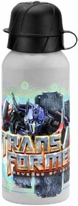 Transformers 2: Revenge of the Fallen Movie Aluminum Sport Bottle