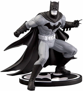 DC Collectibles Greg Capullo Black & White Batman Statue