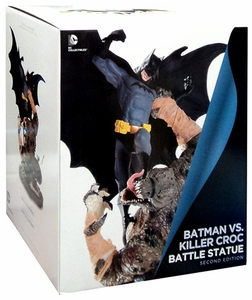 DC Collectibles Statue Batman vs. Killer Croc [2nd Edition]