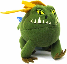 How To Train Your Dragon Movie Mini Talking Plush Figure Gronkle [Green]