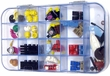 LEGO Build Your own Mini Figure Kit [Includes Over 40 Minifigure Parts!] New!