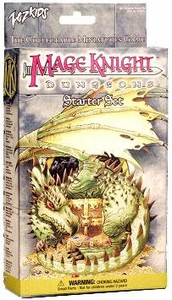 Mage Knight Dungeons Starter Deck Set